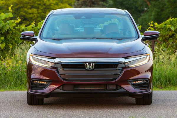 Obzor Honda Insight 2021 goda