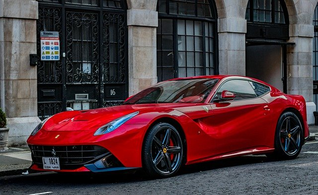 Ferrari - informatsiya i fakty